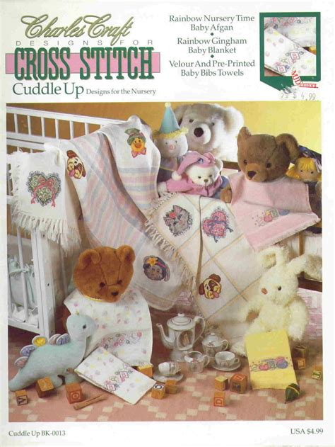 charles craft charles craft designs for cross stitch cuddle up designs