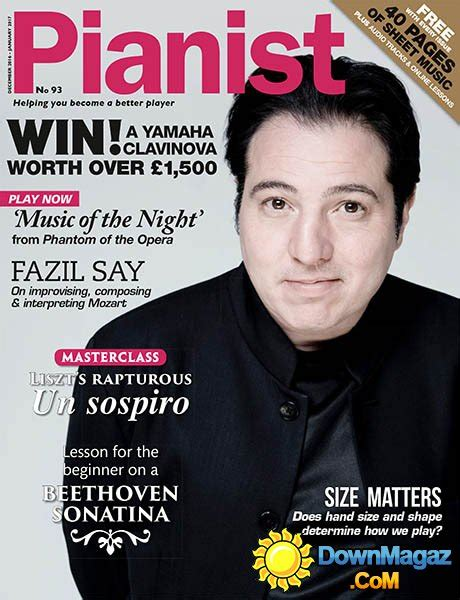 pianist     magazines