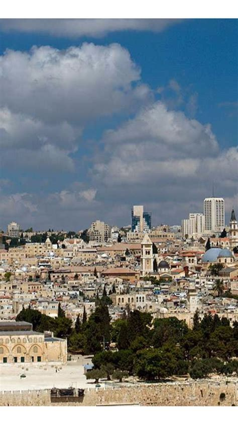 jerusalem israel wallpapers desktop
