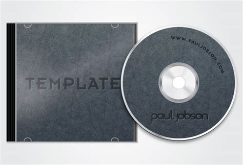 cd cover design template vector cd and cd cover design template free