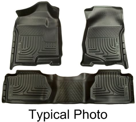 2013 Ford Fusion Floor Mats by Floor Mats By Husky Liners For 2013 Fusion Hl99751