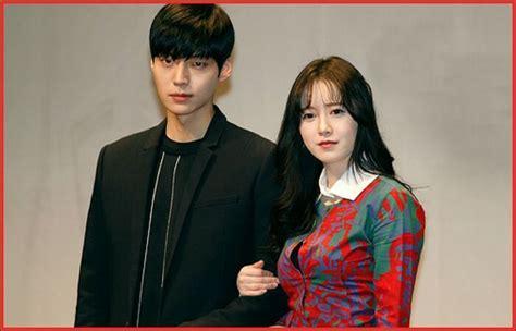 goo hye sun married 9 korean celebrities who are dating noonas k drama amino