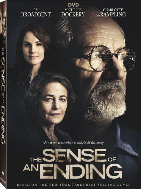 The Sense of an Ending DVD Release Date June 6, 2017