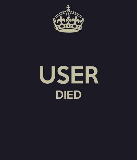 Travel Mug by User Died Poster Tar Keep Calm O Matic