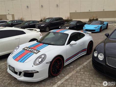 Martini Racing Porsche by Porsche 991 Carrera Gts Martini Racing Edition 26