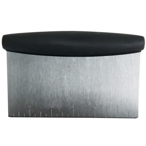 oxo bench scraper high time for pie time finecooking