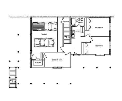 alpine chalet log home floor plan floor basement