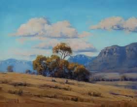 Landscape Pictures Australia Australian Landscape Grazing Sheep By Artsaus On Deviantart