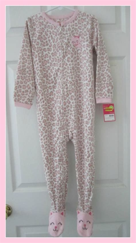 Footed Blanket Sleeper by New Toddler Footed Pajamas Blanket Sleeper Carters Jumping Beans Ebay