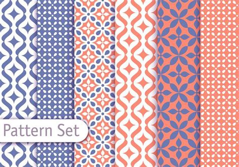 download arabic pattern vector colorful arabic pattern set download free vector art