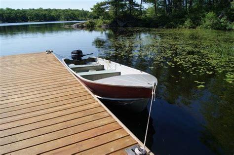 Cottage Lake Motors by Ontario Cottage Rentals Northern Comfort Cottage