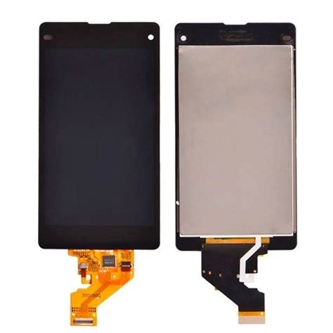 Lcd Z1 lcd display touch screen digitizer assembly replacement