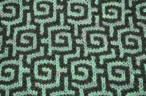 how to do mosaic knitting 17 best images about mosaic knitting on