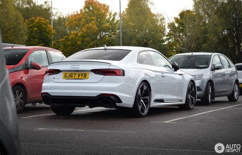 Audi B9 Rs5 by Audi Rs5 B9 8 October 2017 Autogespot