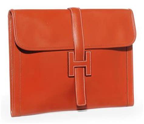 Hermes Pochette Premium a brique jige pochette herm 200 s 1987 jewelry auction 20th century bags christie s