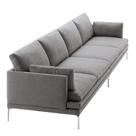william sofa image gallery sofas zanotta