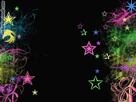 colorful wallpaper with stars colorful star backgrounds twitter myspace backgrounds