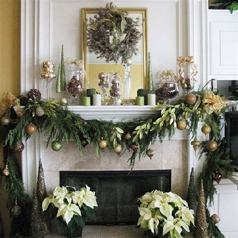 how to decorate a fireplace for christmas gorgeous fireplace mantel christmas decoration ideas