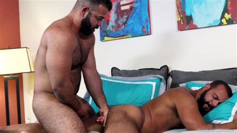 Hairy Latino Men Have Passionate Sex Bearback Redtube