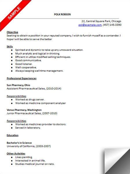 Pharmaceutical Sales Resume by 157 Best Resume Exles Images On Resume Exles Career And Entry Level