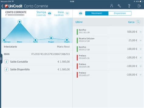 unicredit mobile banking mobile banking unicredit per iphone
