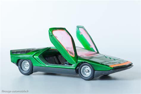 alfa romeo carabo solido une voiture une miniature alfa rom 233 o carabo bertone