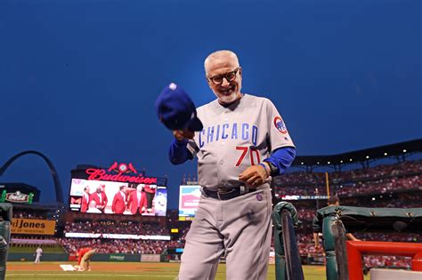 joe maddon tries to keep cubs schedule emotions in check