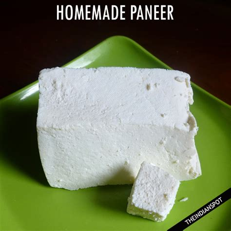 things to make with cottage cheese paneer how to make cottage cheese or paneer