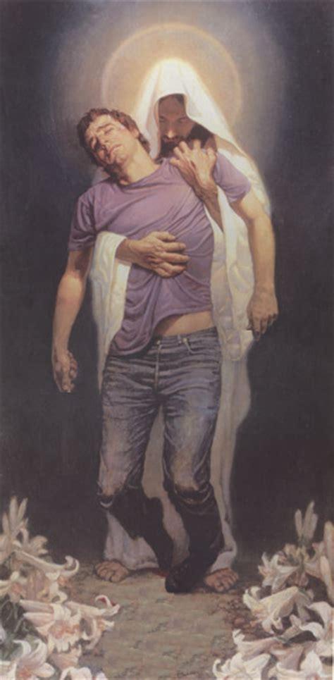 imagenes de jesus con un niño en brazos blog de la divina misericordia volver a empezar
