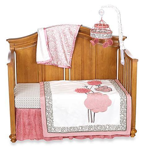 Cocalo Alma 4 Piece Crib Bedding Set Accessories Cocalo Bedding Sets