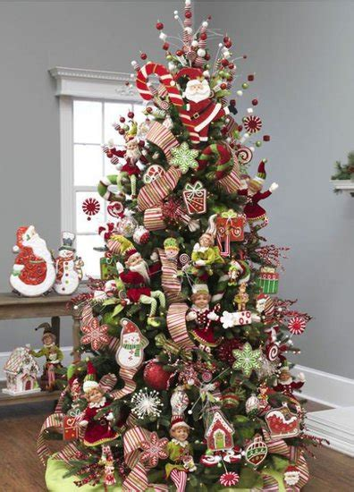 american style christmas trees home desirable