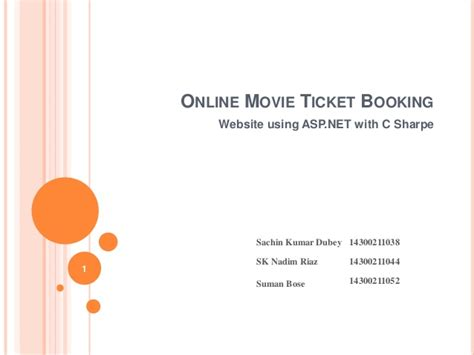 ticket booking ticket booking