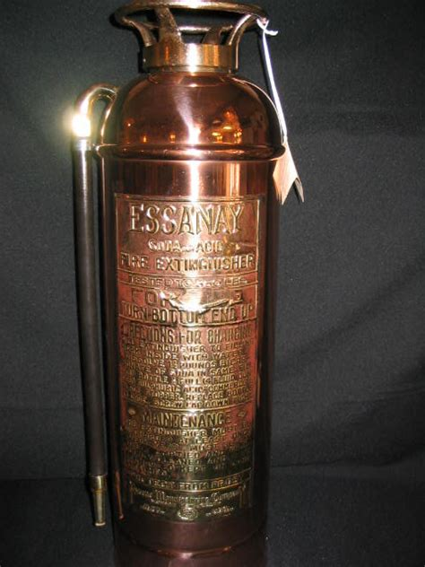 ESSANAY Fire Extinguisher For Sale   Antiques.com
