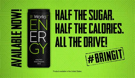 energy drink that works it works wraps how wraps work