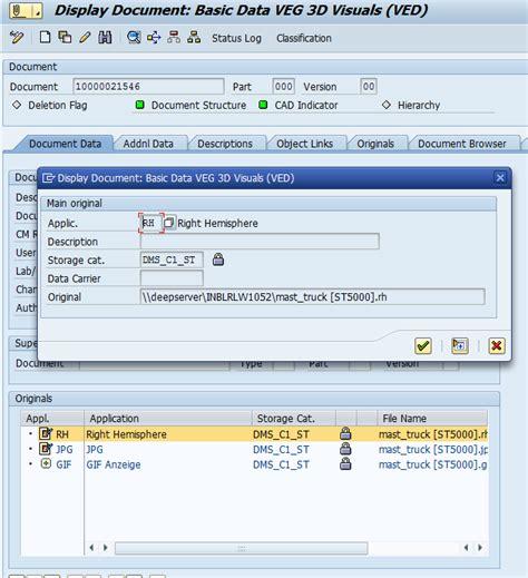 workflow configuration in sap general vdi workflow settings sap visual enterprise scn wiki