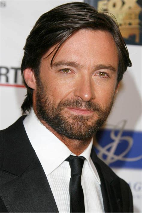 Hugh Jackman Hairstyle by Hugh Jackman S Hair Hugh Jackman S Different Hairstyles