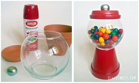 How To Make A Paper Gumball Machine - image gallery gumball machine