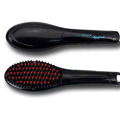 Sisir Smoothing best hair straightening brushes 2018 rotating detangling sided
