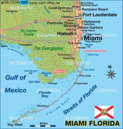 us map miami map of miami miami maps mapsof net