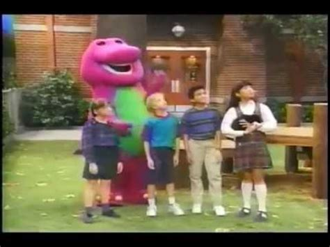 barney friends a welcome home part 1