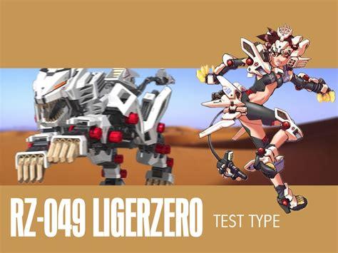 Kaos Anime Liger Zero zoids wallpaper 754265 zerochan anime image board