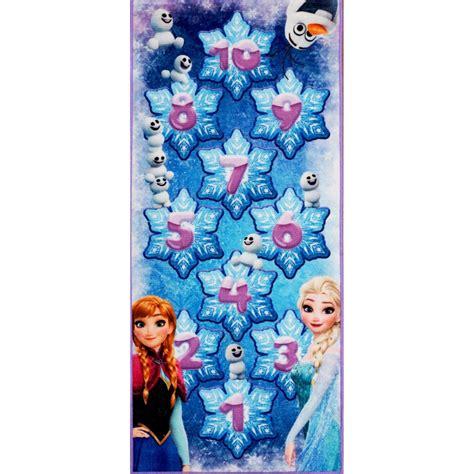 Disney Hopscotch Rug - disney frozen hopscotch rug rugs home