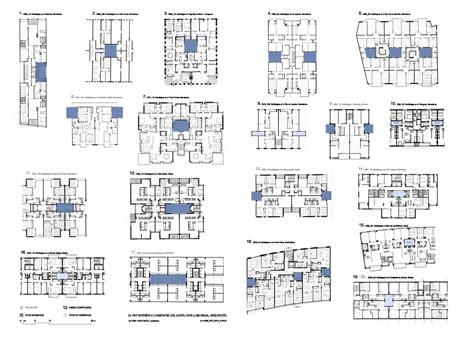 patio interior definicion el patio interior a la vivienda colectiva en la obra de