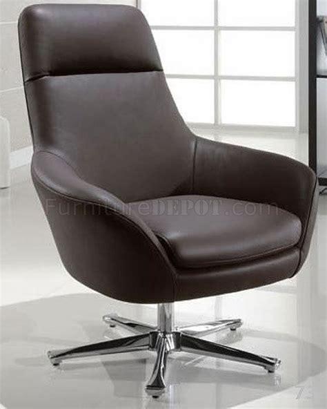 white italian leather white full italian leather modern swivel chair