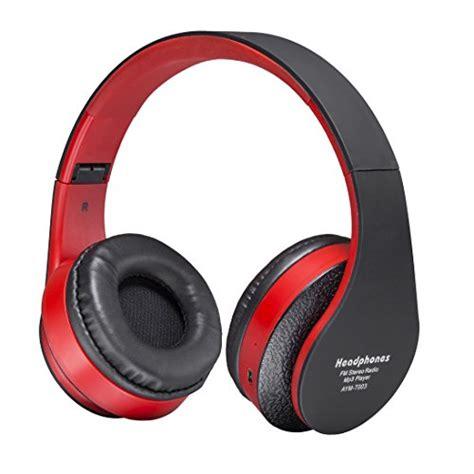 Headset Model Bando Mic fleeken wireless bluetooth ear headphones stereo foldable import it all