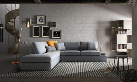 nettuno di leconfort divano con pensiola relax