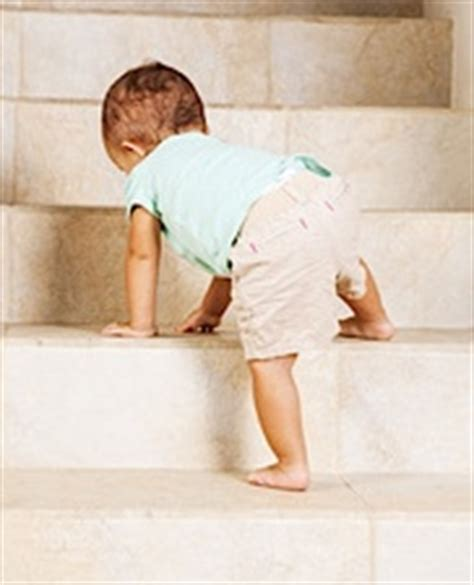 crawling climbing for blind babies wonderbaby org