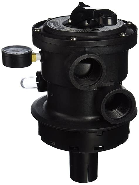 hayward variflo top mount cl control valve above ground
