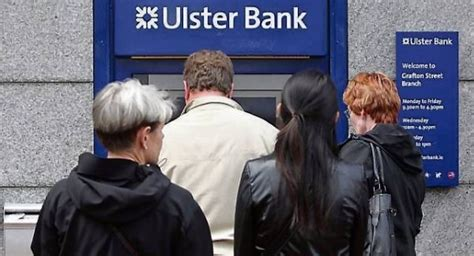 ulster bank ie anytime banking banks are winning and we are losing examiner