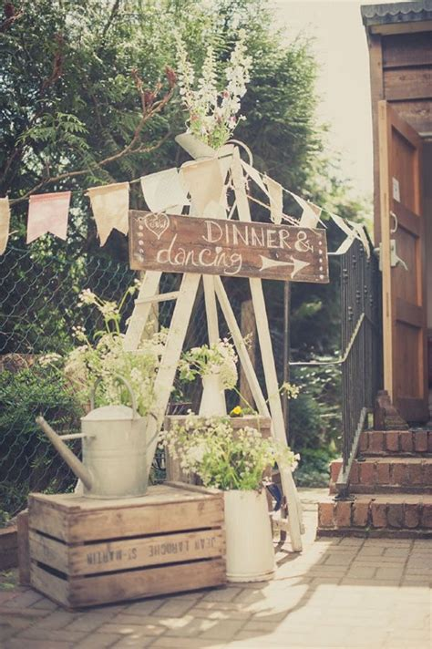 Can Decoration Ideas by 18 Awesome Rustic Country Wedding Ideas To Use Watering Cans